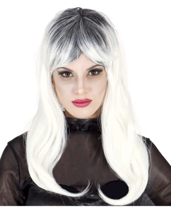 Shoulder Length Zombie Woman Wig