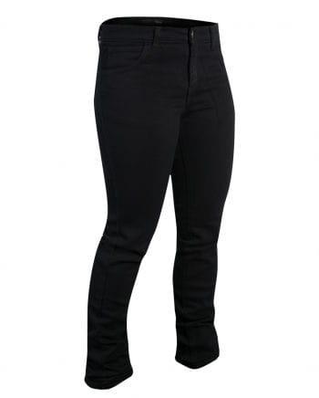 Schwarze Merry Jeans