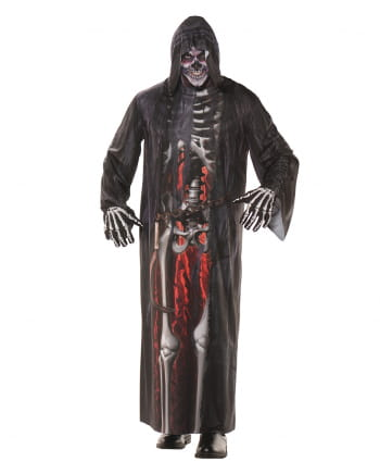 Grim Reaper Robe With Photoprint