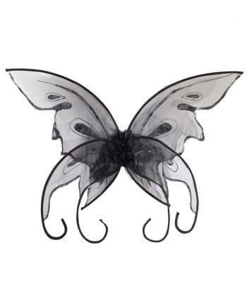 Butterfly Wing Black