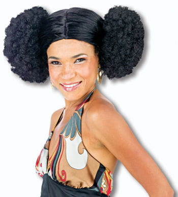 Black Wig Afro Style