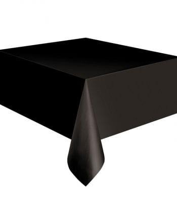Tablecloth black