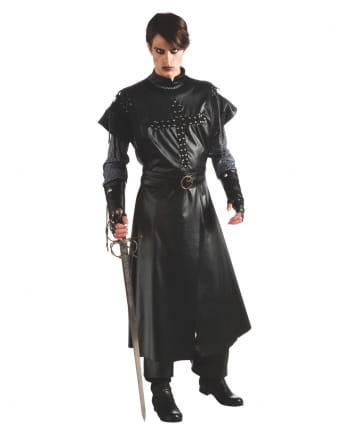 Schwarzer Kreuzritter Kostüm