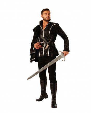 Black Prince Men Costume