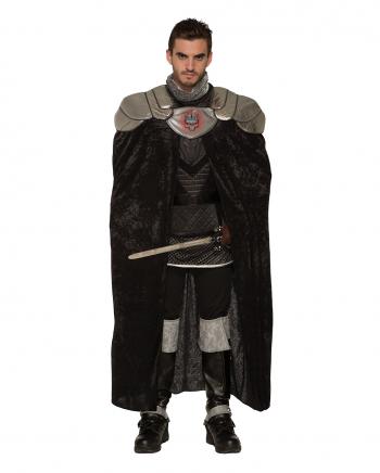 Black Fur Königscape For Adults