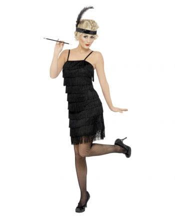 Charleston Dress With Headband Plus Size