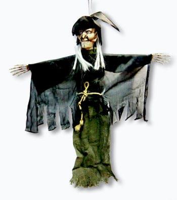 Minihexe green cloak