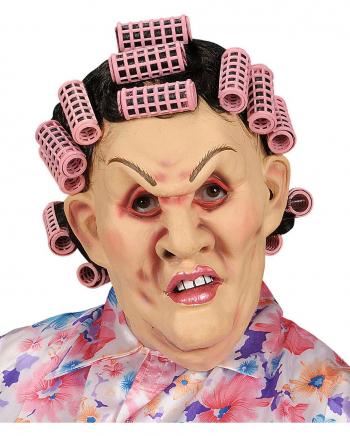 Schwiegermutter Maske