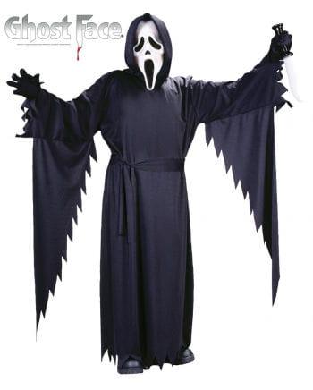 Scream Kostüm mit Maske für Jugendliche