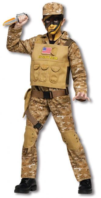 Navy Seal Children's Costume
