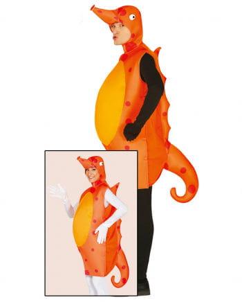 Lustiges Seepferdchen Kostüm