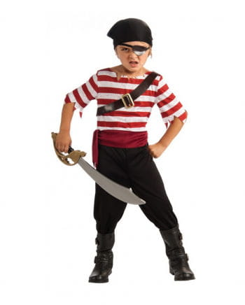 Little Pirate Children's Costume