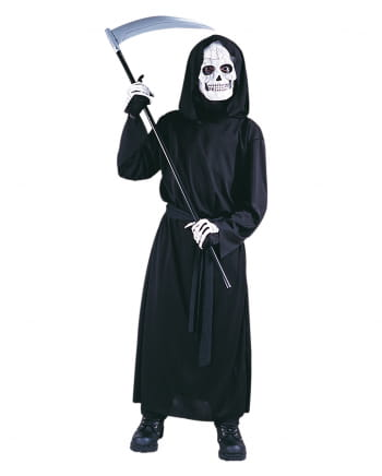 Grim Reaper Child Costume with Mask
