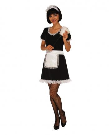 Sexy Hausdamen Kostüm für Erwachsene