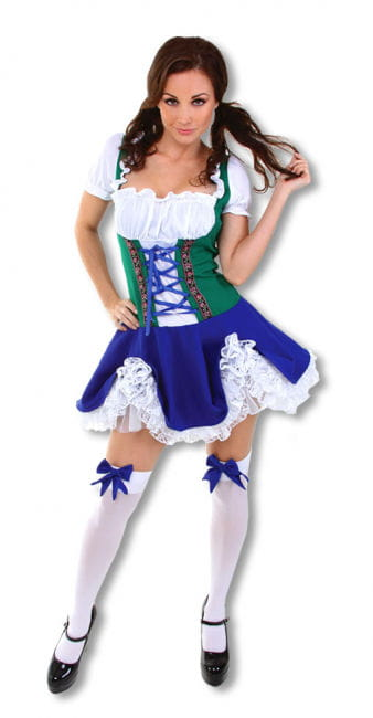Sexy Gretel Kostüm Medium
