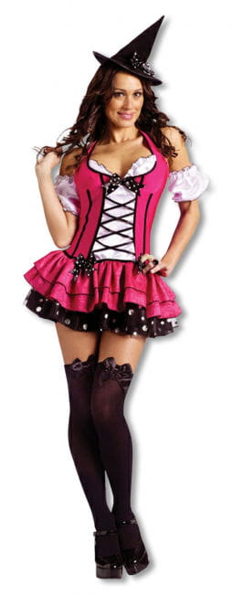 Sugar Sharp witch costume Small