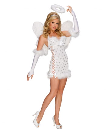 Sexy Playboy Angel Costume