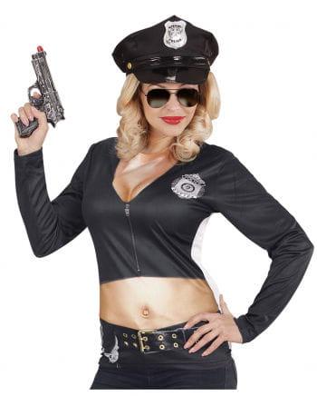 Sexy Policewoman Shirt Longsleeve