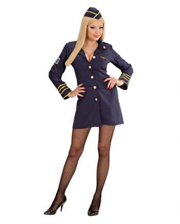 Sexy stewardess costume Small