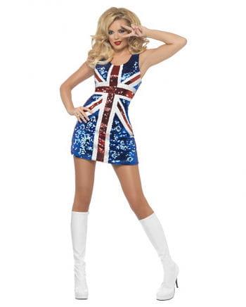 Glitter Britannia Kostüm