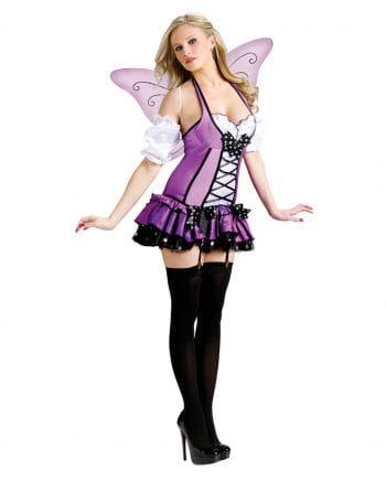 Flieder Fee Kostüm