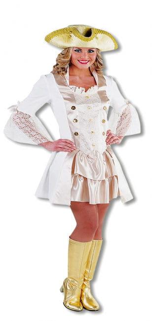 sexy Piratenbraut Premium Costume XL