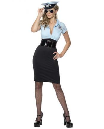 Sexy policewoman Kostm