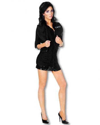 Sexy S.W.A.T. Dress Ladies Costume