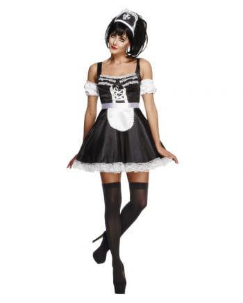 Sexy Hausmädchen Kostüm