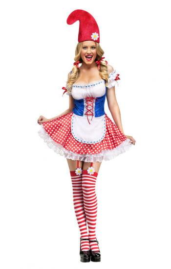 Sexy Damen Zwerg Kostüm