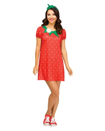Sexy Erdbeere Costume