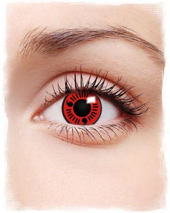 Cosplay Kontaktlinsen Sharingan
