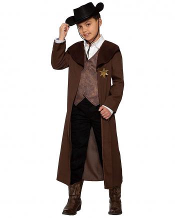 Sheriff Kostüm für Kinder