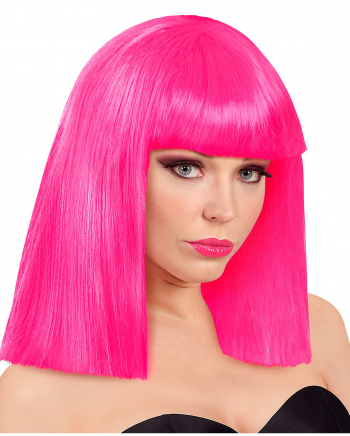 Roxy Showgirl Perücke Pink