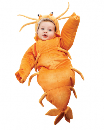 Shrimp Baby Bag