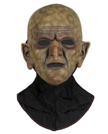 Hexen Halbmaske aus Silikon