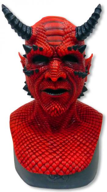 Silicone Mask Demon Belial