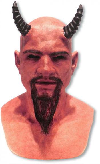 Silicone Mask Devil