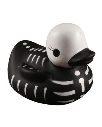 Skeleton Rubber Duck 7cm