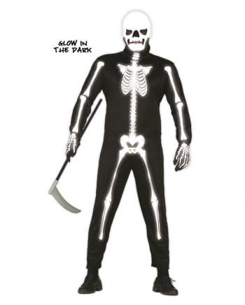 Skeleton Jumpsuit Glow In The Dark