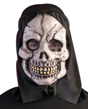 Kapuzen Skelett Maske