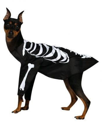 Skelettkostüm für Hunde