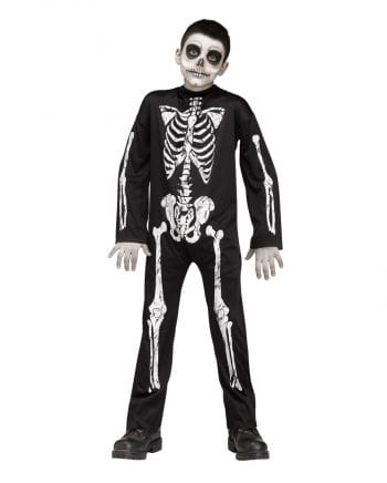 Skeleton Reaper Kids Costume
