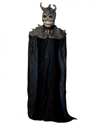 Skull Demon Mask With Shoulder Armor