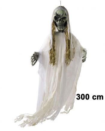 Totenschädel Reaper Hängefigur 300 cm