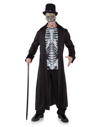 Skull Master Men's Costume
