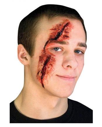 Zerschnittenes Auge Wunde / Slashed Eye