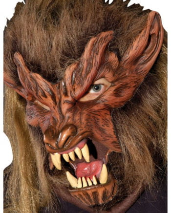 Slasher wolf mask