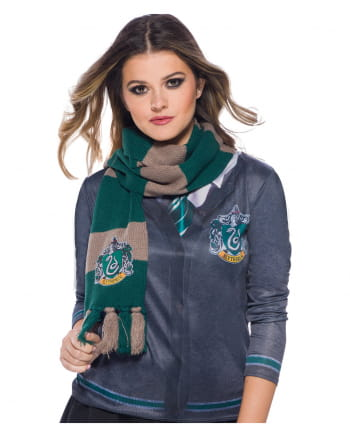 Slytherin Scarf Deluxe