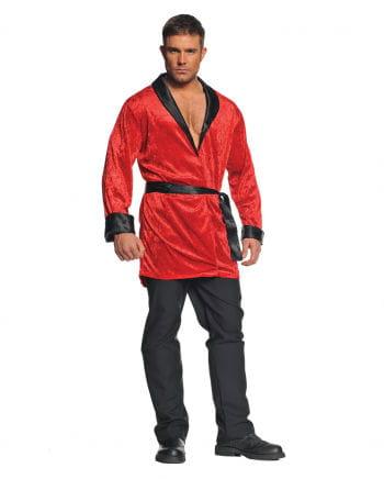 Rotes sexy Playboy Jacket